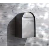 Burg Wächter Briefkasten Nordic 680 schwarz
